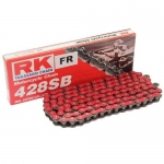 RK-Takasago Chain 428 SB red