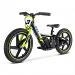 "RXF E-Balance Bike for our 5 to 12 years old Kids Sedna 16"" yellow"