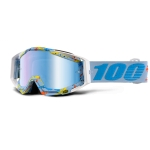 100% Racecraft Goggle Hyperloop Mirror 2017 # SALE