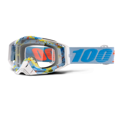 100% Racecraft Goggle Hyperloop 2017 # SALE