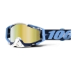 100% Racecraft Goggle TieDye Mirror