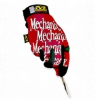 Mechanix Mechanic´s Gloves red