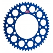 Renthal GP Rear Sprocket Alu Yamaha YZ 65 18- (420) *Ultralight* blue
