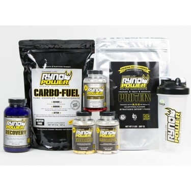 Ryno Power Gold Medal Package - chocolate