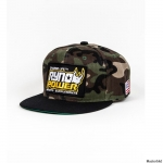 Ryno Power Camo Hat – Black Bill