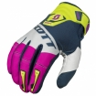 Scott 450 Gloves Podium pink-green 2016