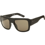 Fox Sonnenbrille The Decorum Matte Black Warm Grey
