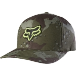 Fox Racing Hazzard Flexfit Kappe Military # SALE