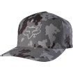 Fox Racing Stepped Up Flexfit Hat Grey Spring 2016