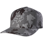 Fox Racing Stepped Up Flexfit Kappe Grey # SALE