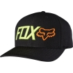 Fox Racing Trenches Flexfit Hat Black Spring 2016