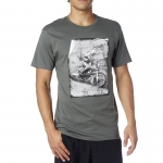 Fox Racing Cycle Minded T-Shirt Military # SALE