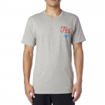 Fox Racing Dirtquake T-Shirt Heather Grey # SALE
