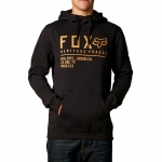 Fox Racing Hoody Union Black # SALE