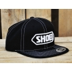 Shoei Basecap black/white