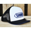 Shoei Truckercap white/blue