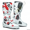 Sidi Crossfire 2 SRS Stiefel White-Red SALE