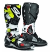 Sidi Crossfire 2 Stiefel White-Black-Fluo Yellow