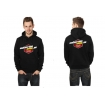 Motocross-Shop.de Hoody Charcoal Red