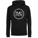 The Moto Crew Hoody mit Main Logo Black