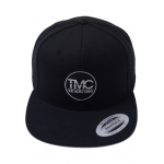 The Moto Crew Snapback Main Circle Black