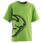 Thor Split T-Shirt lime Kids # SALE