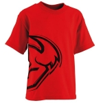 Thor Split T-Shirt red Kids # SALE
