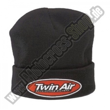 Twin Air Team Beanie schwarz