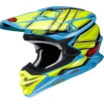 Shoei VFX-WR Helm Glaive TC-2 2018