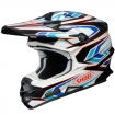 Shoei VFX-W Helmet Block-Pass TC-2