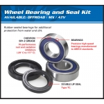 All Balls Front Wheel Bearing Kit Honda