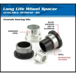All Balls Spacers for wheelbearing with steelring Honda