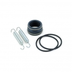 Bolt Motorcycle Hardware Pipe to Silencer Mount Kit Yamaha YZ 125 01-