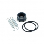 Bolt Motorcycle Hardware Pipe to Silencer Mount Kit Yamaha YZ 250 01-