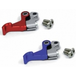 Zeta Racing 3-Finger Hot Start Lever fits Clutch Perch CP + FP