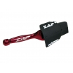 ZAP TechniX FLEX Brake Lever Honda CRF 250R/450R 07- red