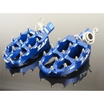 ZAP TechniX E-Peg Footpegs Beta RR 2-Stroke/4-Stroke 20- blue