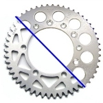 Rear Sprocket Alu KTM 85 SX 02-, Husqvarna TC 85 14- (428)