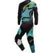 Alpinestars Youth Racer Braap Teal-Black-Yellow Fluo Kids 2017