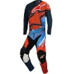 Alpinestars Youth Racer Braap Petrol-Aqua-Orange Fluo Kids 2017