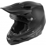 Fly Racing F2 Carbon MIPS Helm Solid Black