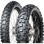 Dunlop Geomax MX71 - hard packed ground