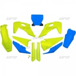 Ufo Plast Plastic-Kit Husqvarna TC 125/250 19-, FC 250/350/450 19- # LTD Edition