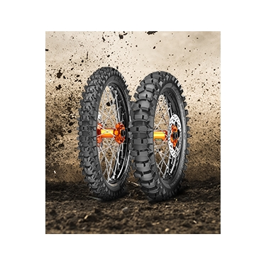 Metzeler MC 360™ Mid Soft - Change the ground, not the tyre