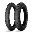 Michelin Starcross MH3 Junior - For soft and hard-packed surfaces (50cc, 65cc, and 85cc Motocross and Pit Bikes)