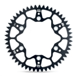 Moto-Master Rear Sprocket Alu TM 2-Stroke 03-, 4-Stroke 02- (520) black