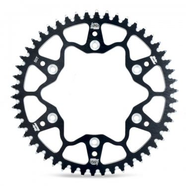 Moto-Master Rear Sprocket Alu KTM 50 SX 03-13 (415) black