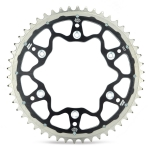 Moto-Master Rear Sprocket Fusion TM 2-Stroke 03-, 4-Stroke 02- (520) black