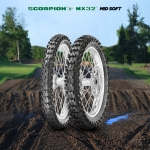 Pirelli Scorpion™ MX 32™ Mid Soft - The winning Tyre of MX Worls Championship