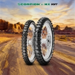Pirelli Scorpion™ MX Soft - Best Performance on soft ground
